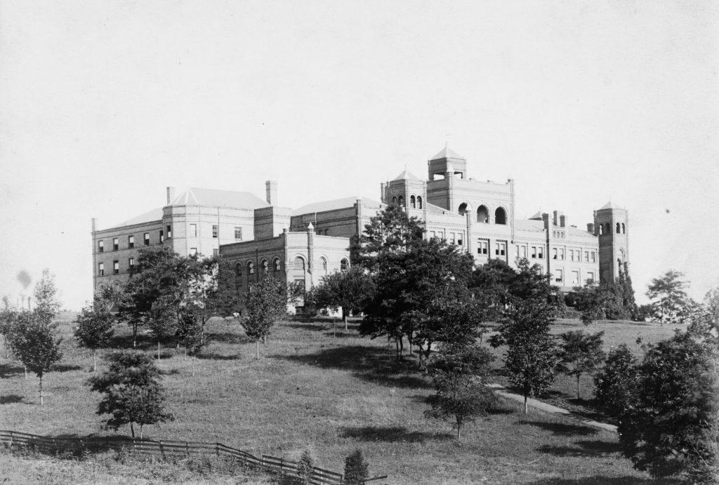 Randolph-Macon Academy, circa 1926.