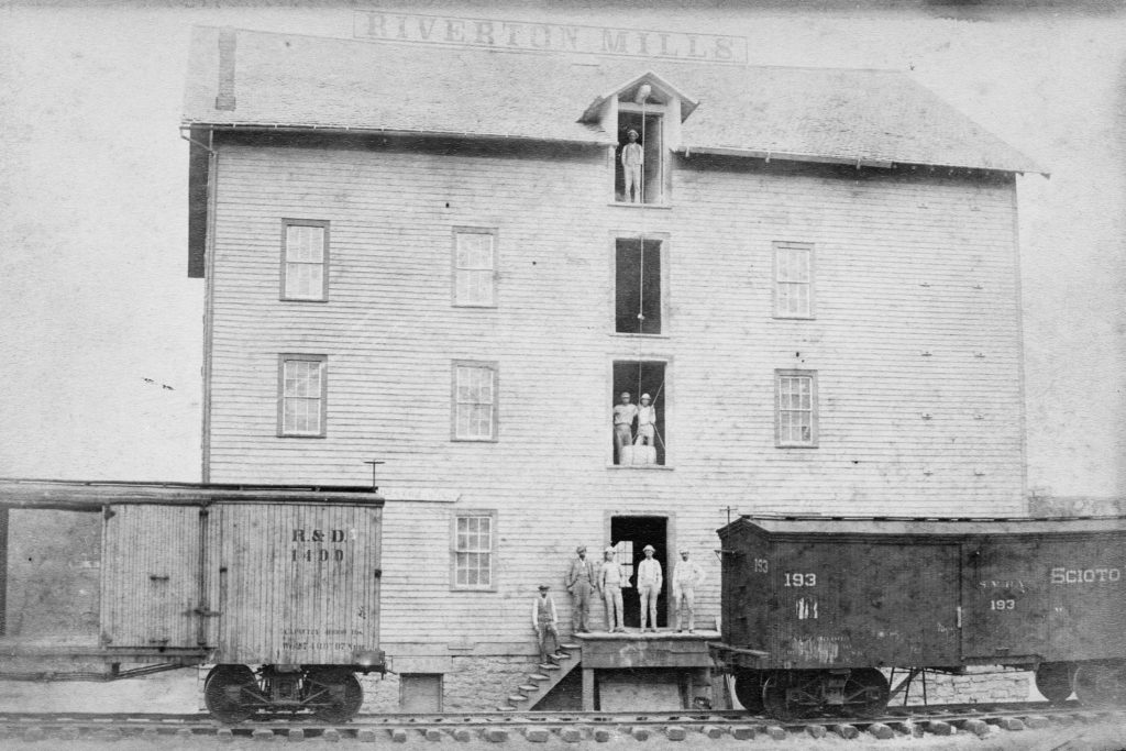 Riverton Mill, Riverton, now Front Royal, July 24, 1892.