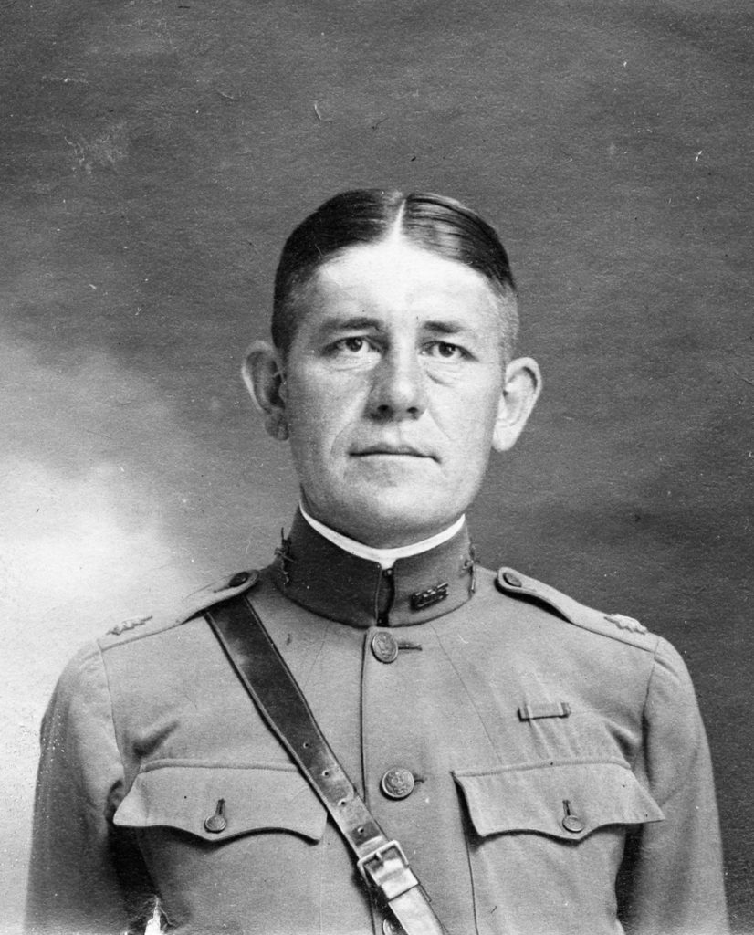 Samuel Gardner Waller, Adjutant General of the Virginia National Guard, Front Royal, August 7, 1918.