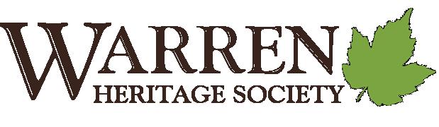 Warren Heritage Society